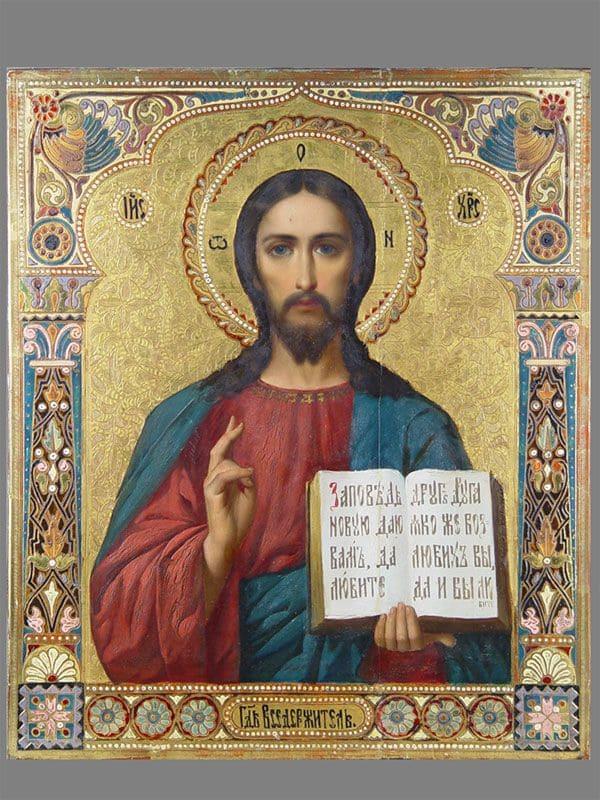 святого спасителя