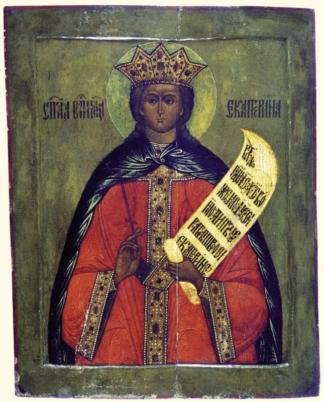 иконы святых