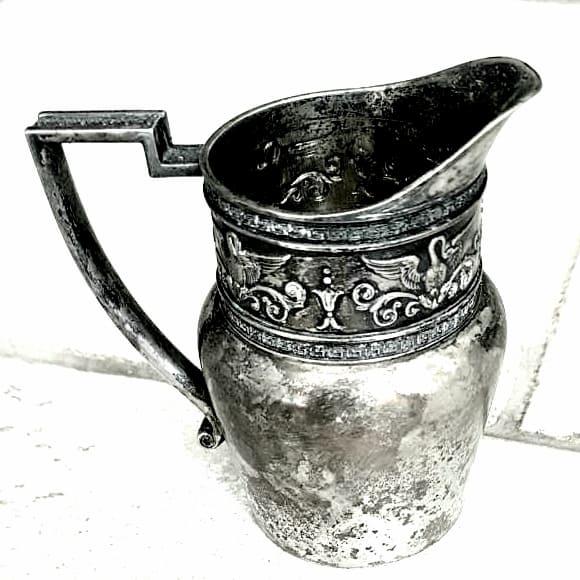 Фаберже серебро