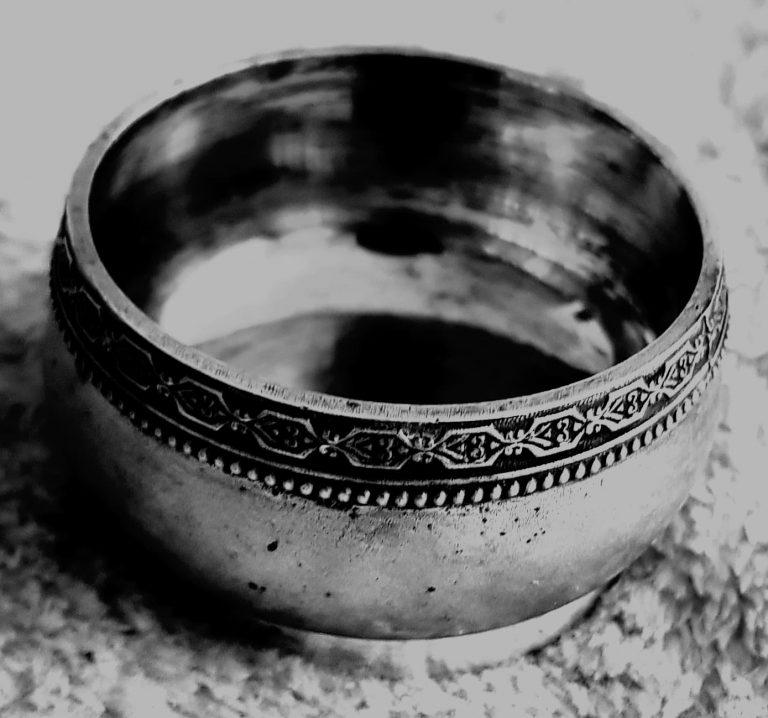 Фаберже из серебра