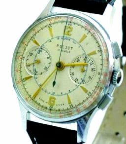 Старинные часы наручные